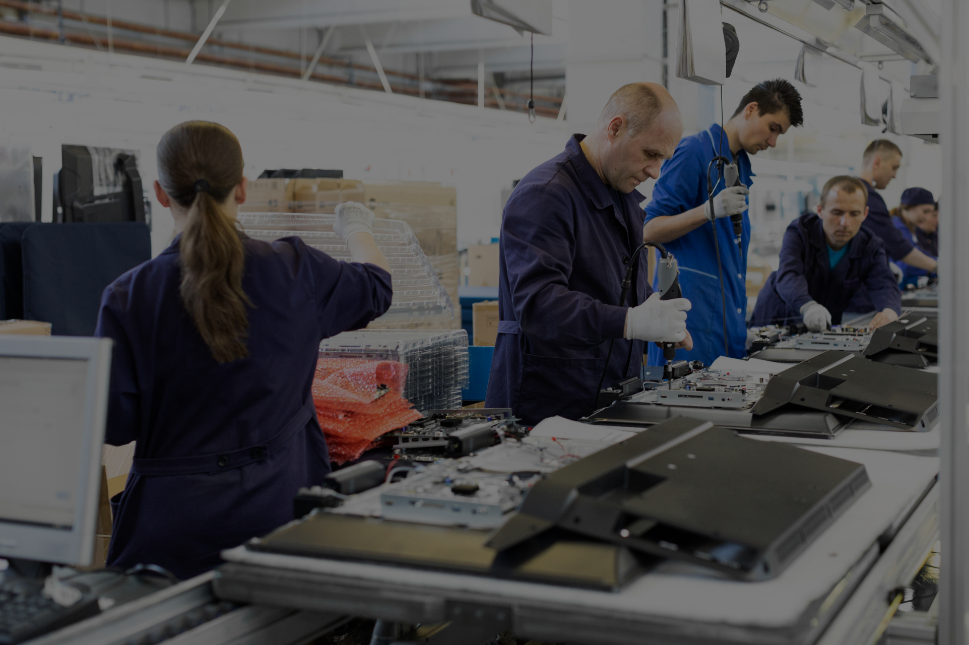 How To Fight and Win With Repetitive Strain, Poor Ergonomics and Poor Posture On Your Busy Production Line