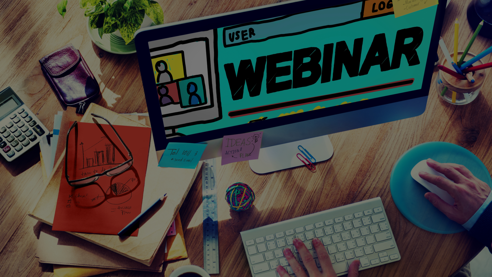 Join us online for our VIP Breakfast Briefing – now an interactive webinar