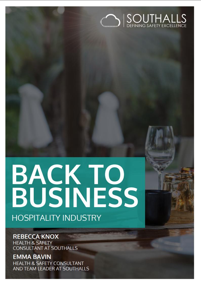 southalls_back to business coronavirus hospitality industry