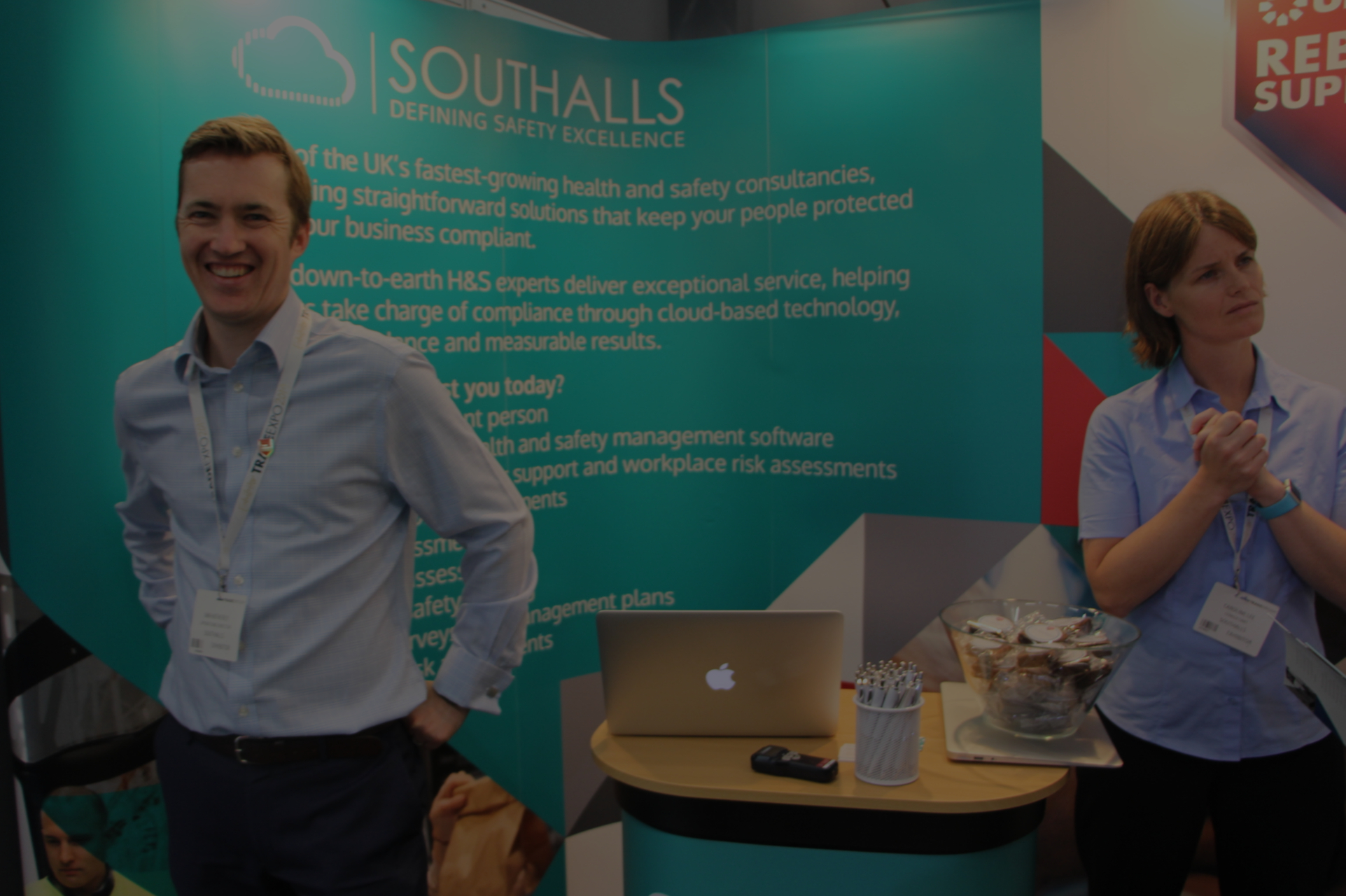Southalls Team At The Trade Expo'19