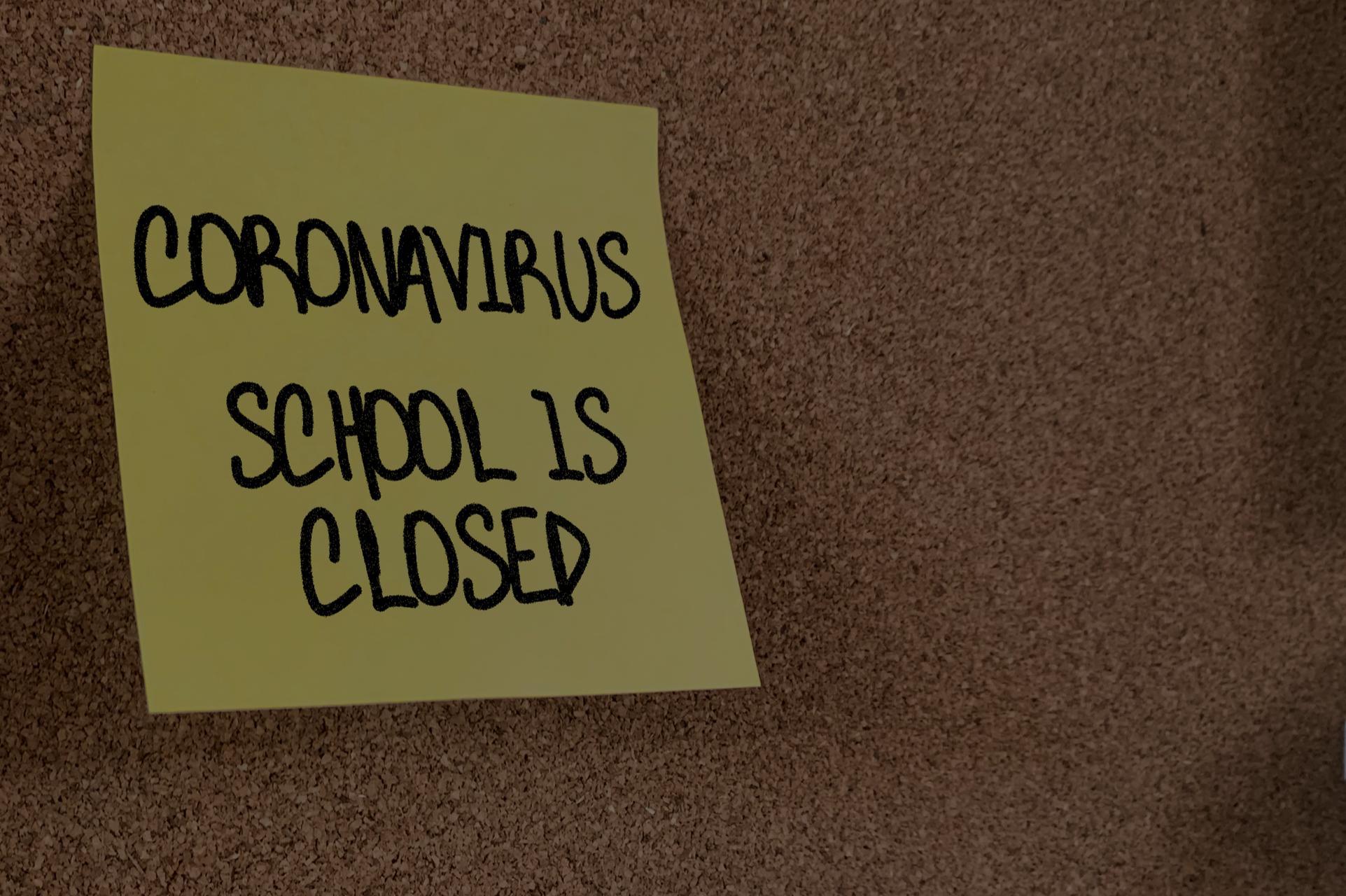 school - coronavirus