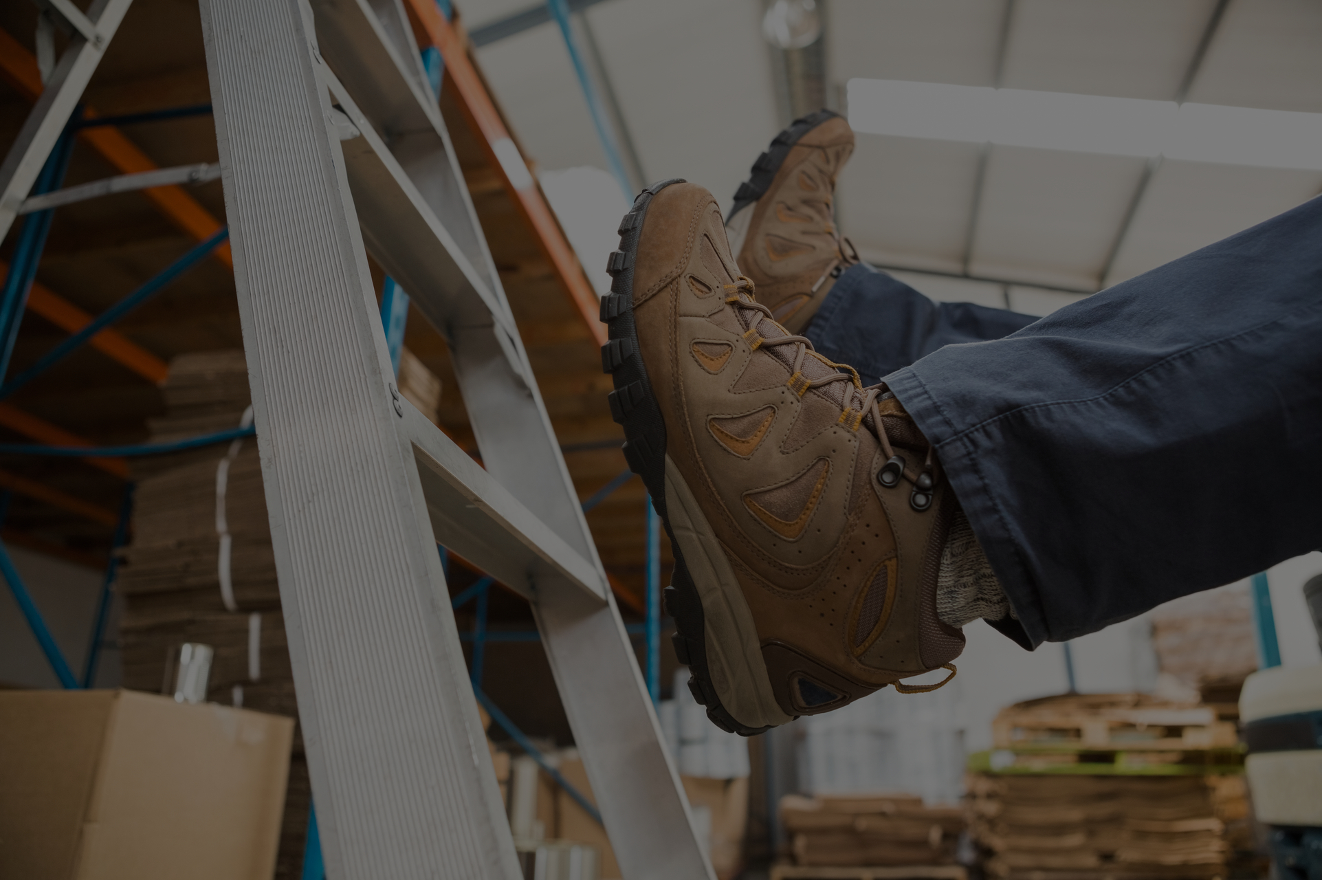 20 Safest Ways Of Working At Height in a Builders' Merchant