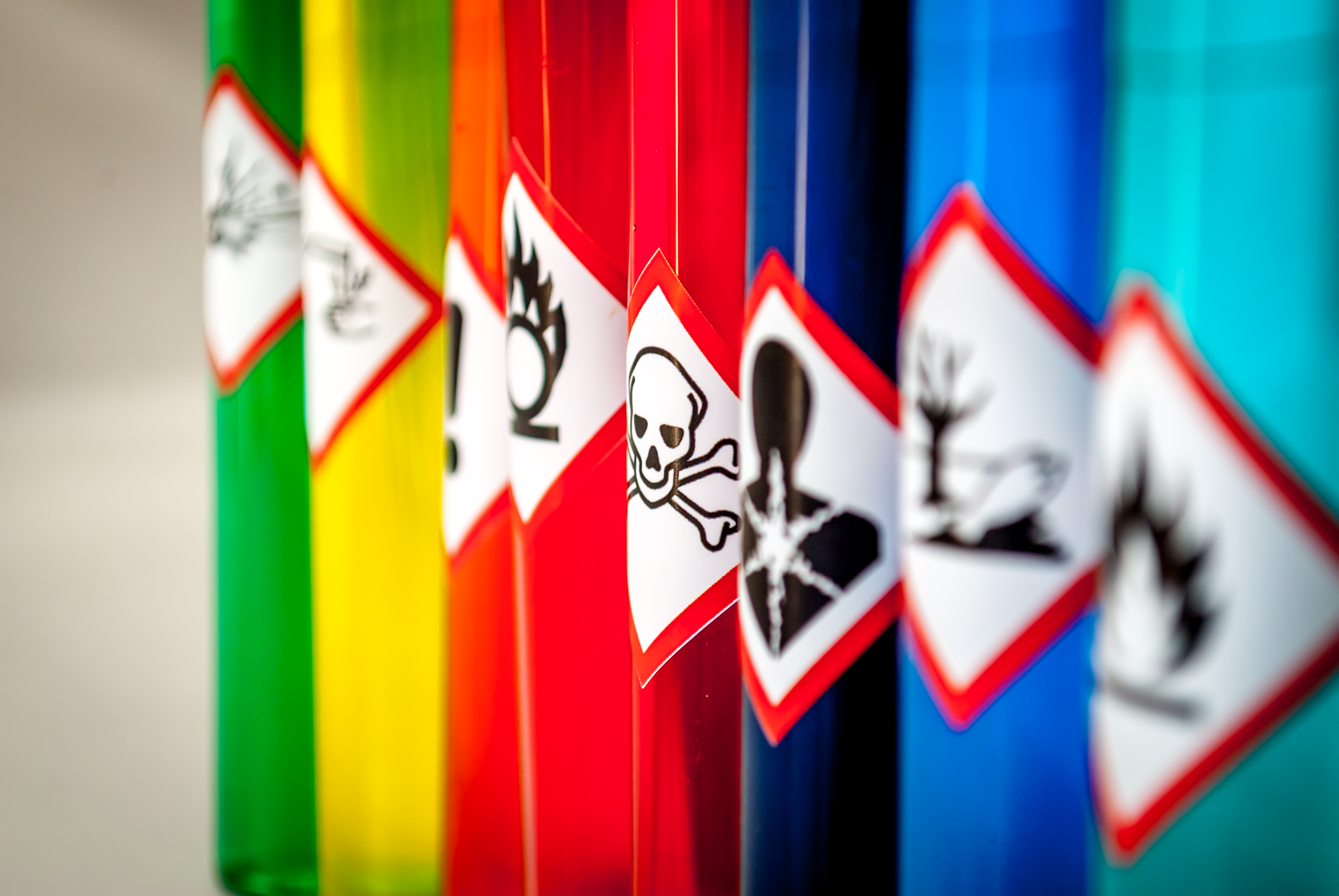 COSHH and Rules for the Workplace