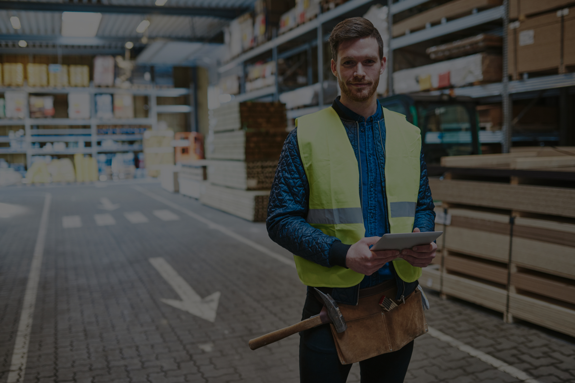 IOSH-approved Yard and Warehouse Training For Builders Merchants